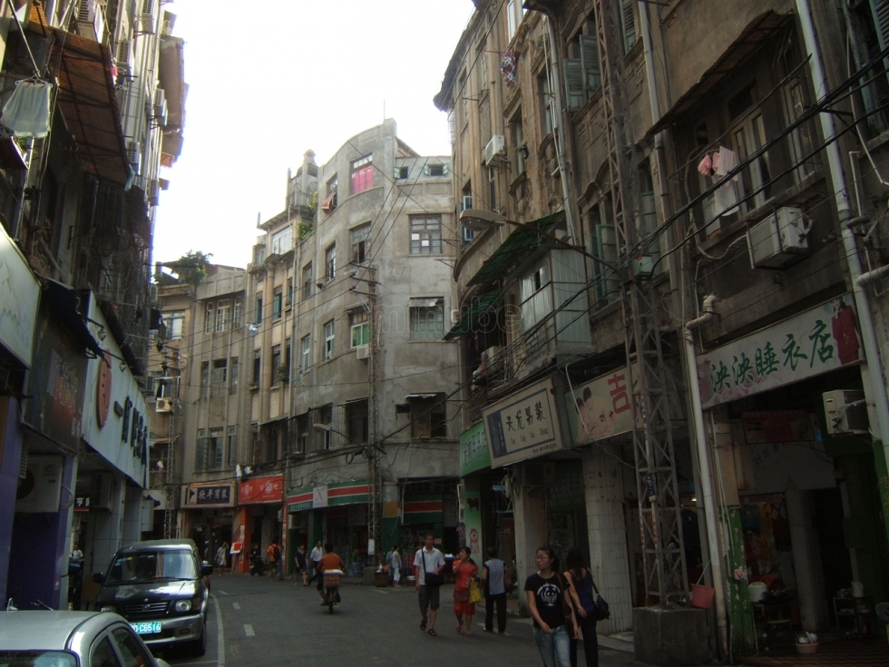 Xiamen Old Town