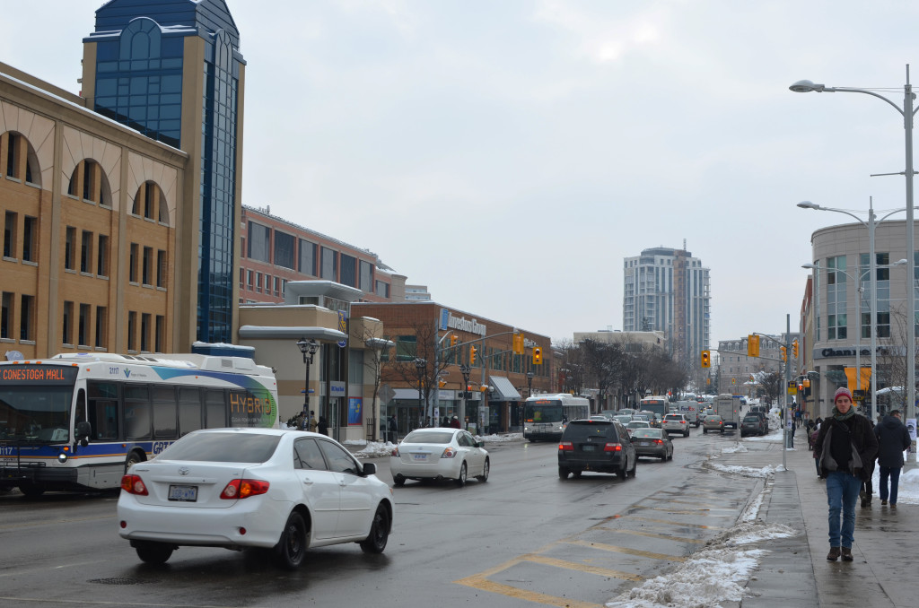 Uptown Waterloo