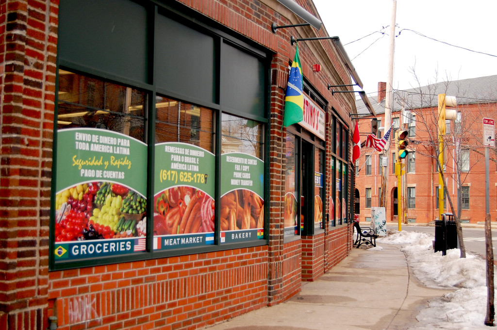 Where to get Brazilian food in Union Square, Somerville, MA?