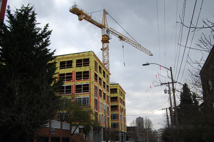 New Development on Capitol Hill