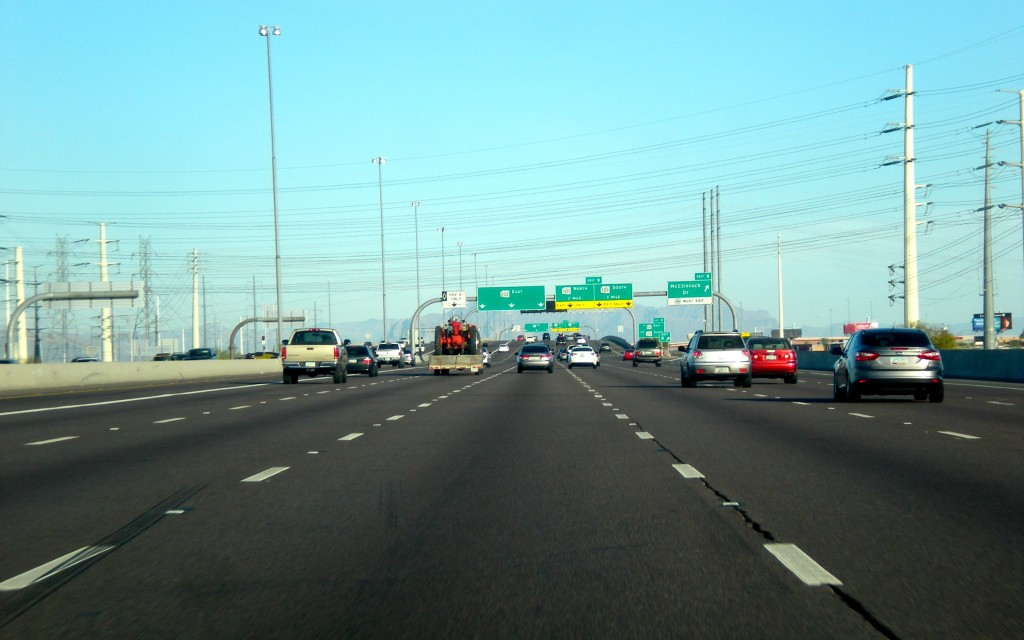 Loop 202, Tempe, Arizona