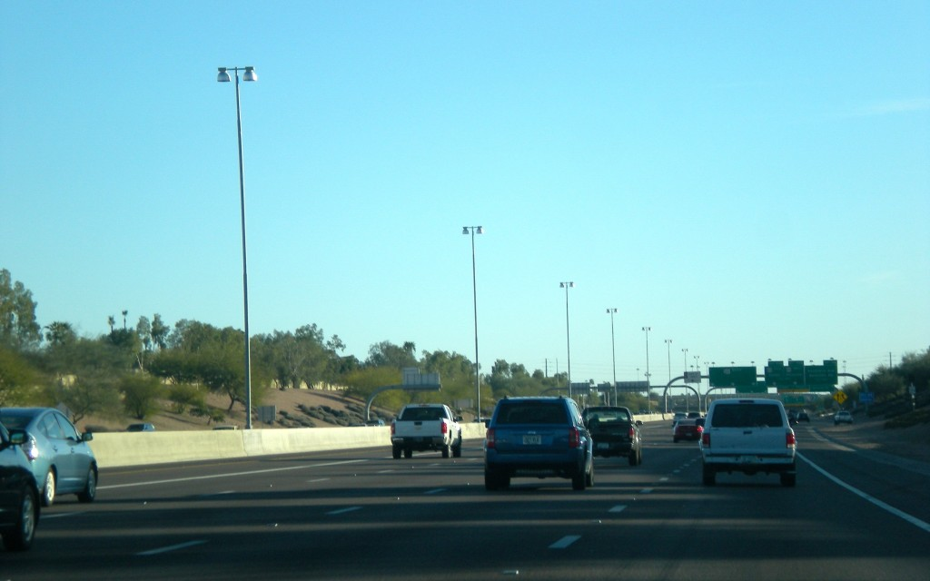 Loop 101, Tempe, Arizona