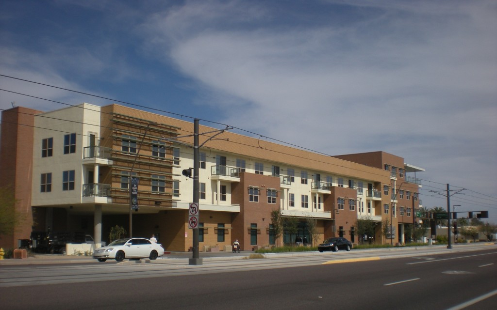 Affordable Housing, Tempe, Arizona