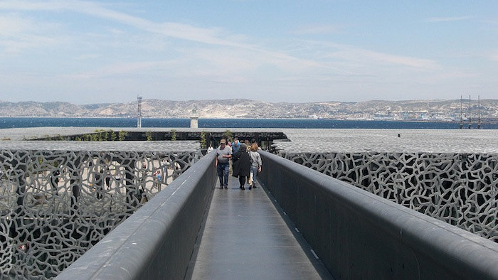 The MUCEM of Marseille, France
