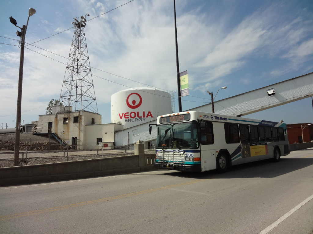 Veolia Energy, Kansas City, Missouri