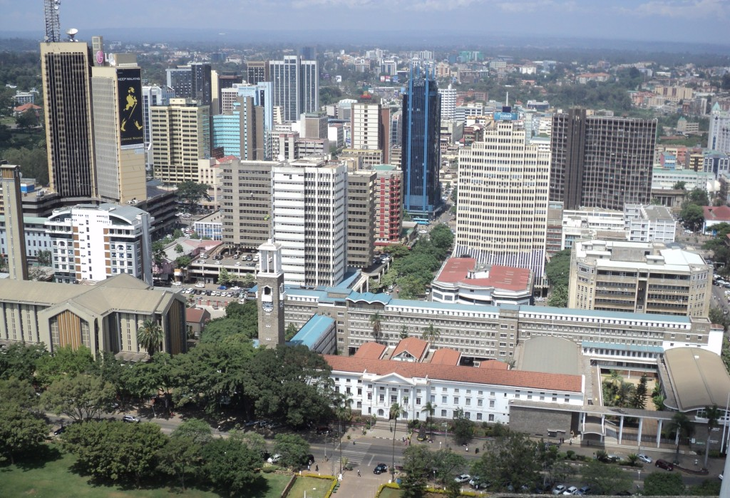 City Hall: Another historic building at the heart of Nairobi, Kenya