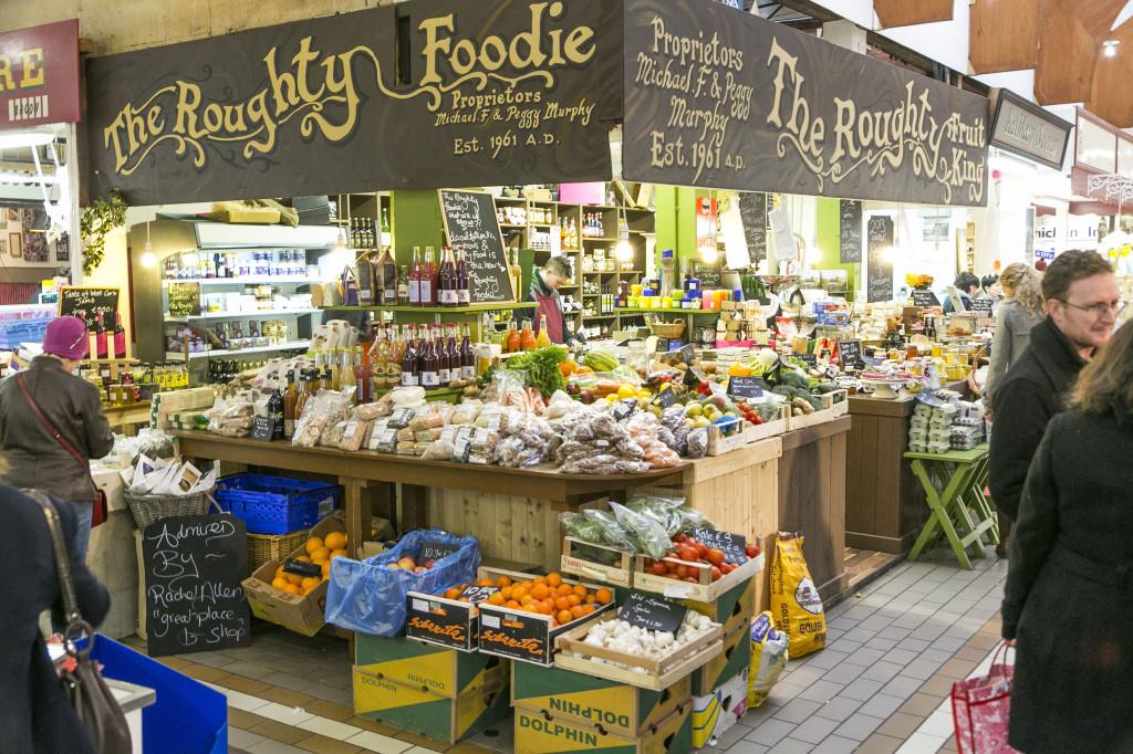Cork City, Ireland English Market