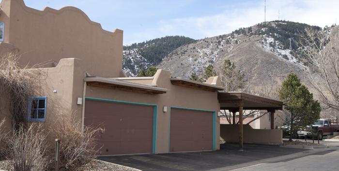 Harmony Village near Denver, Colorado