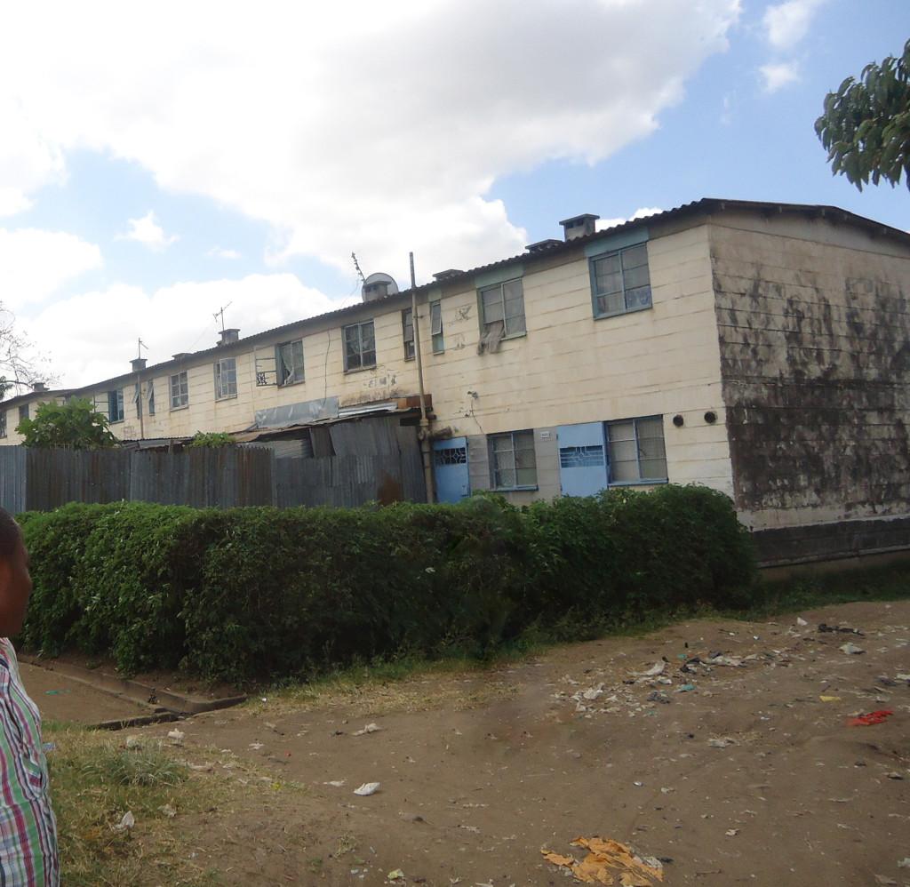 Nairobi old estates a glance at the ofafa jericho for Jericho house