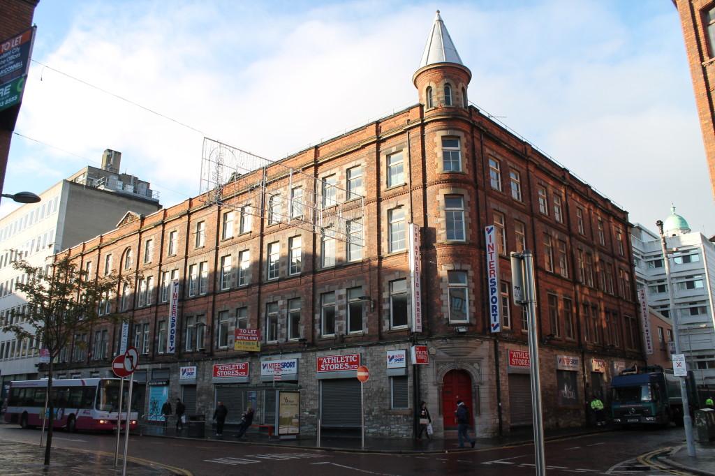Belfast Former Swanston's Linen Warehouse