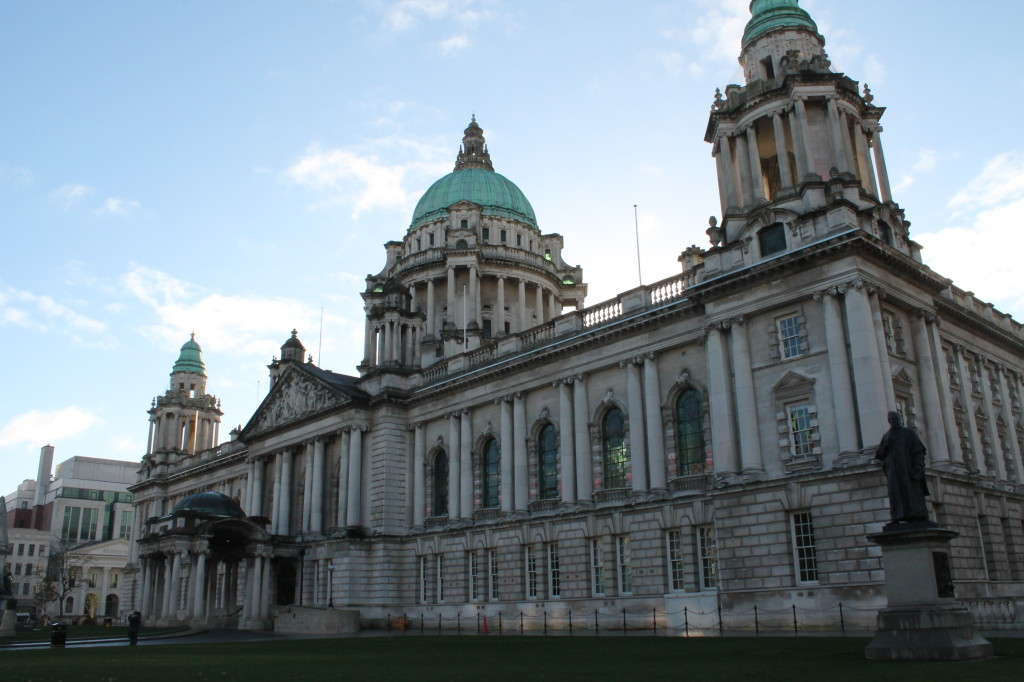 Photograph of Belfast City Hall