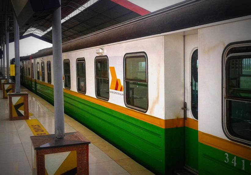 Syokimau Train