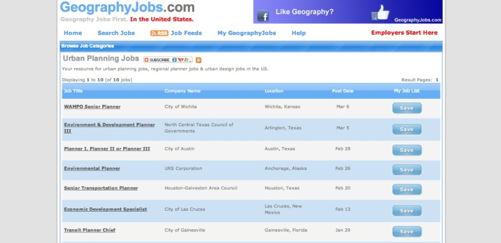 geographyjobs.com