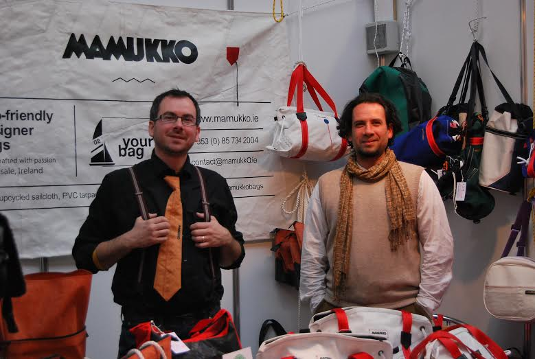 Atilla and Levente, Hungarian brothers and creators/owners of Mamukko