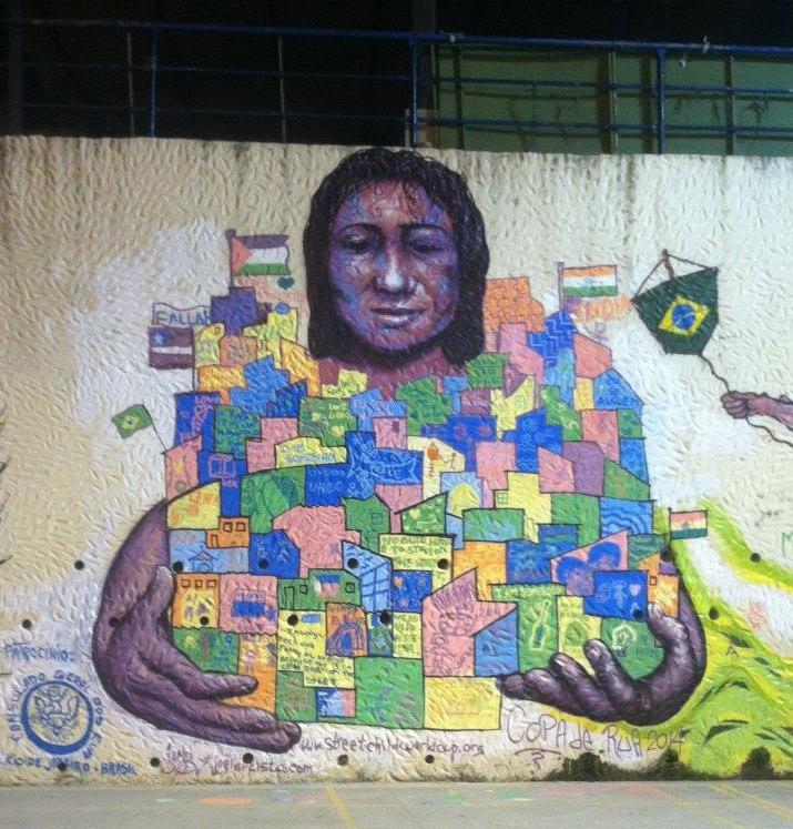 Street Child World Cup, Rio 2014 - I Am Somebody, Rio de Janeiro, Brazil