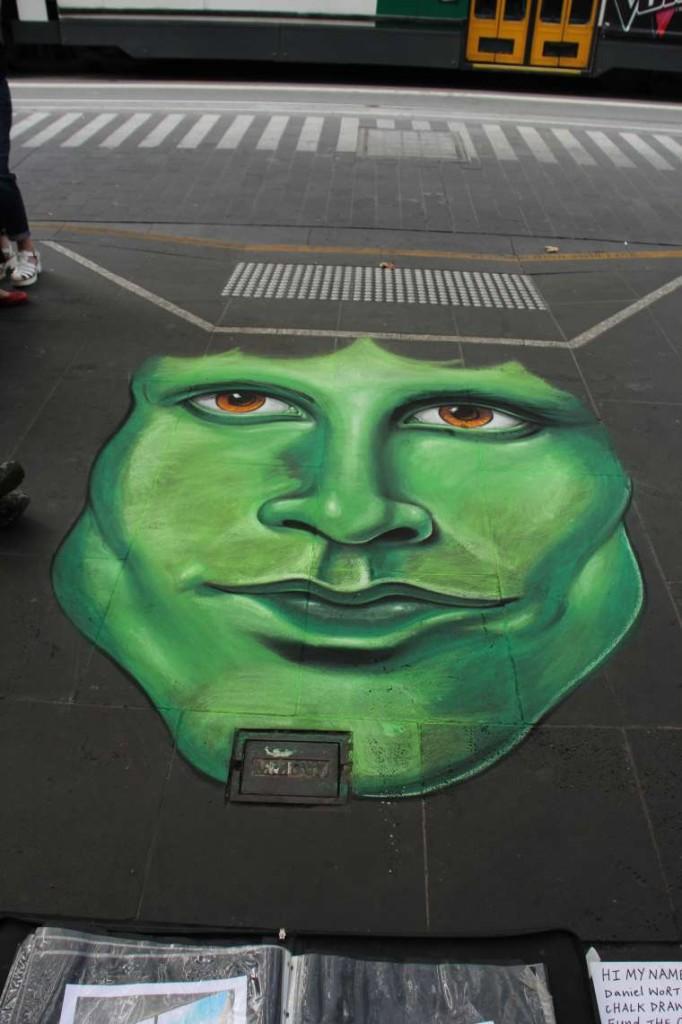 Melbourne, Australia street art