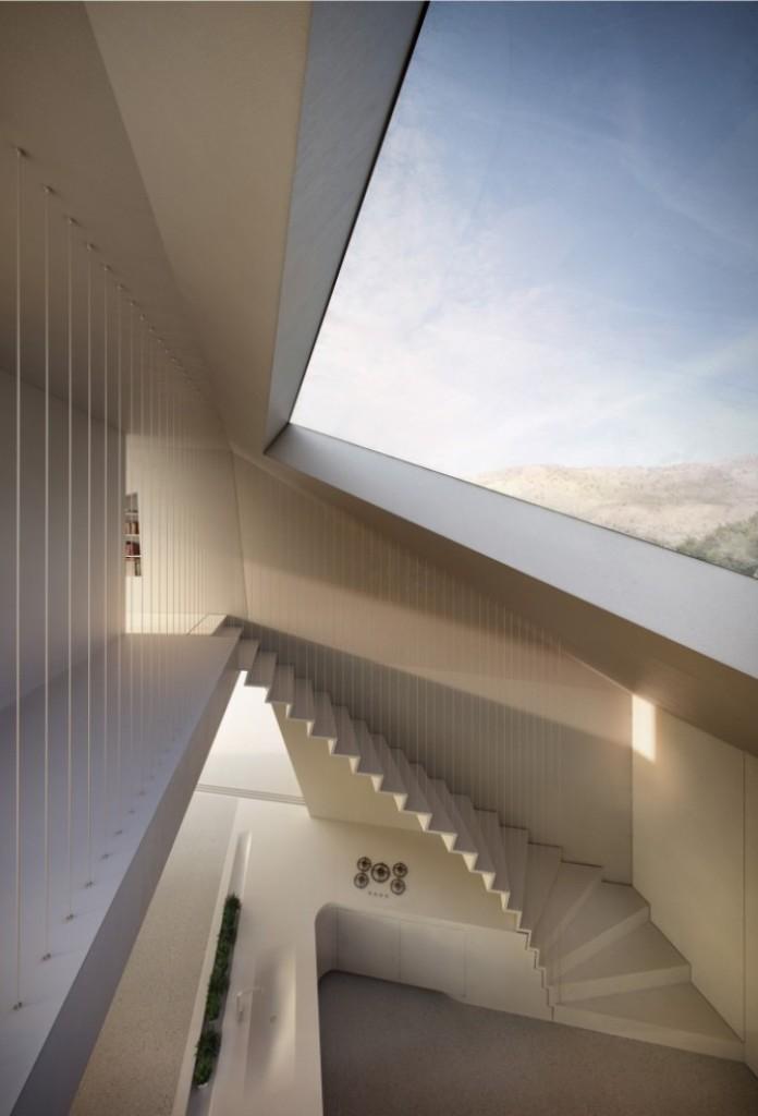 Interior View- Villa F-Rhodes