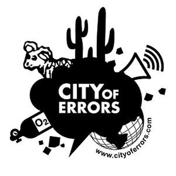 City of Errors - Logo
