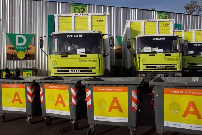 Ciudad Limpia - New Recycling scheme