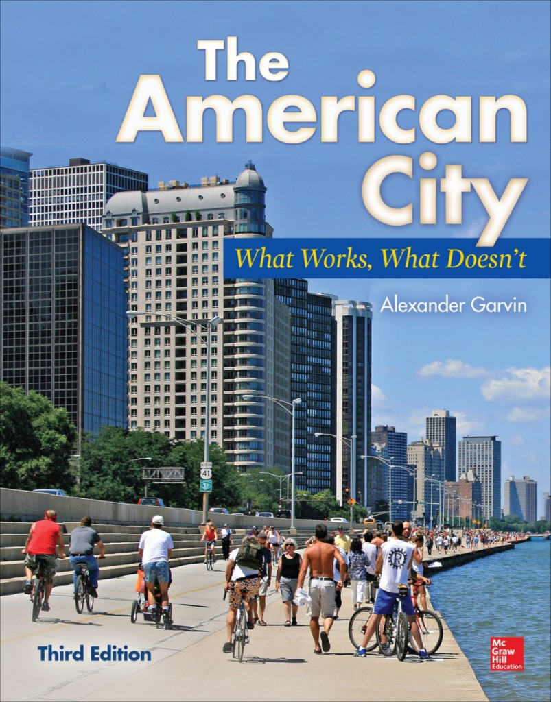Cover of 'The American City: What Works, What Doesn't'