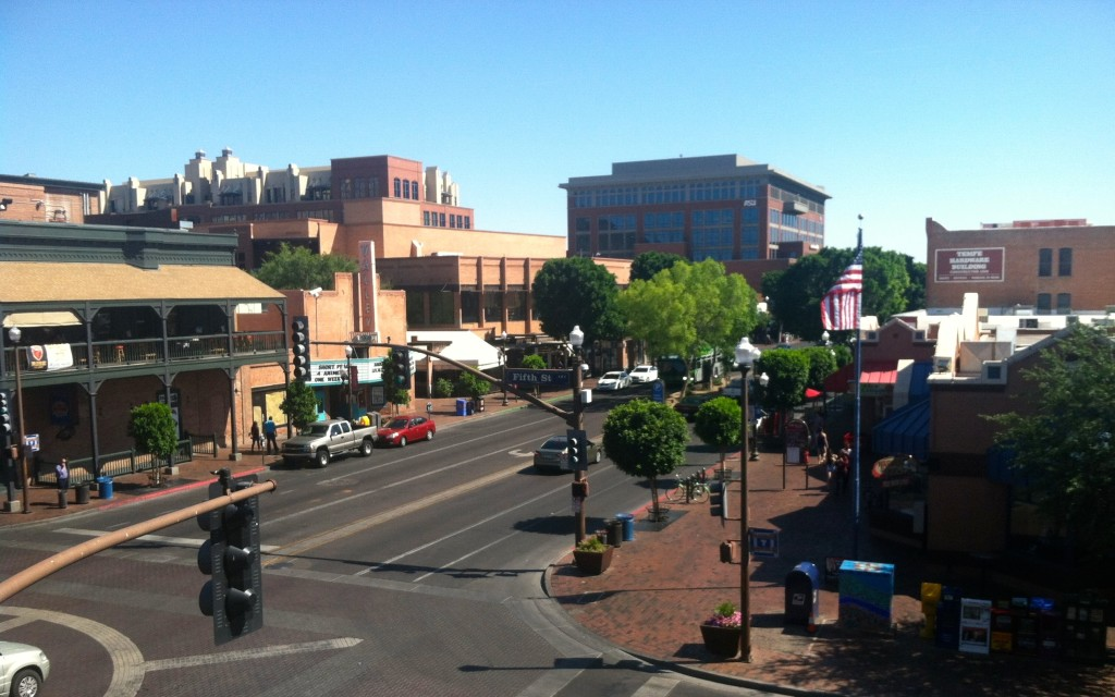 Mill Avenue, Tempe, Arizona