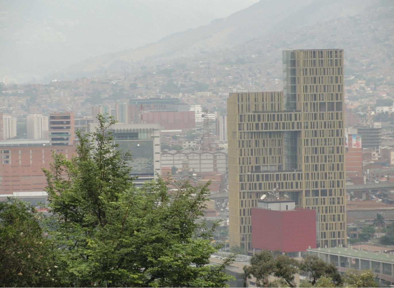 Alpujarra administrative center- Medellin, Colombia
