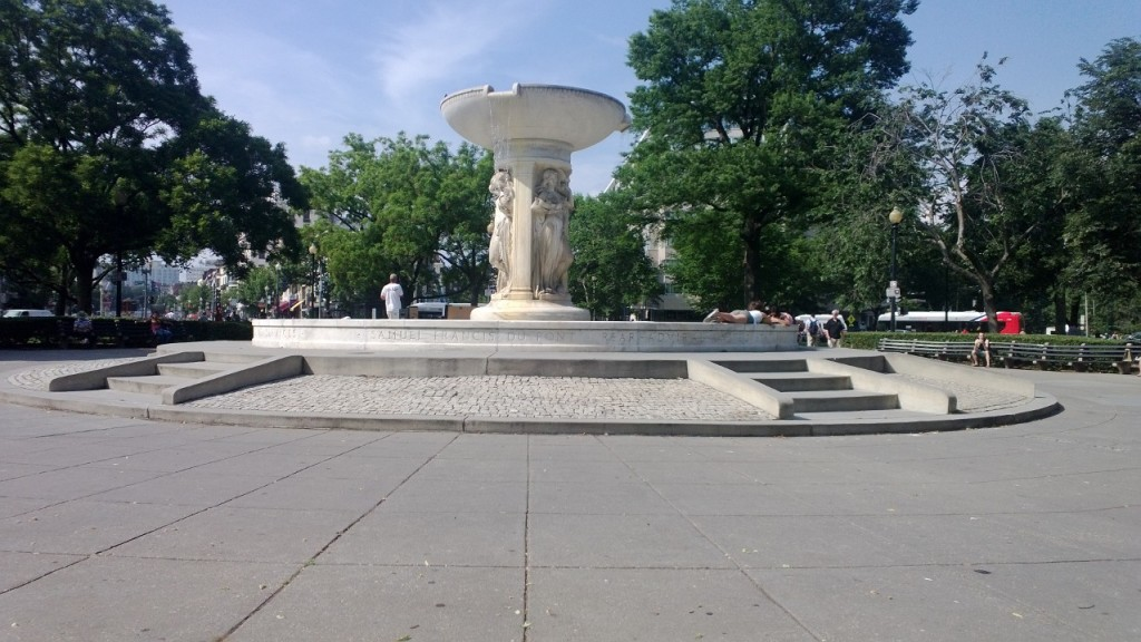 Picture of DuPont Fountain, Washington, D.C.