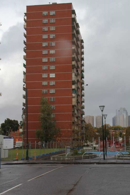 Melbourne Social Housing History built in the 60's