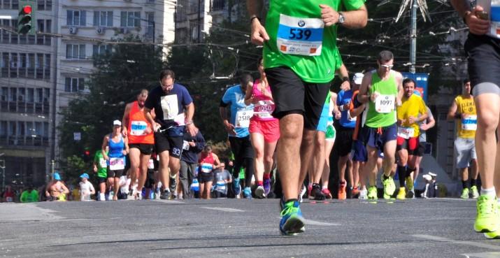 Athens, Greece race