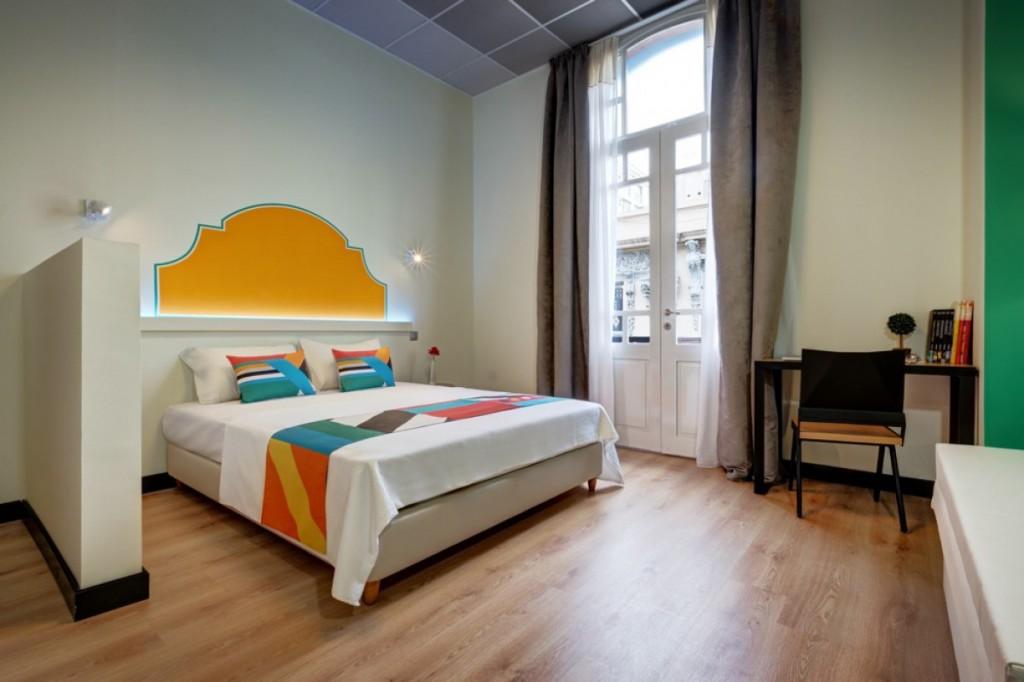 COLORS Hotel Room, Thessaloniki, Greece