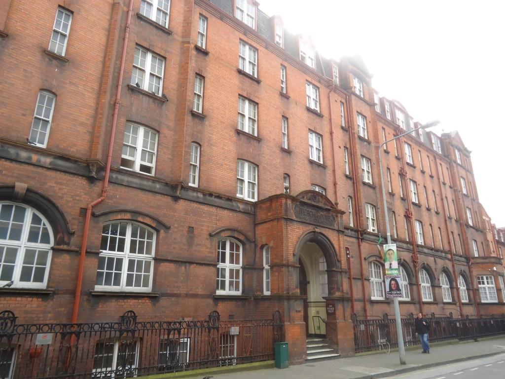 Iveagh Hostel, Dublin, Ireland