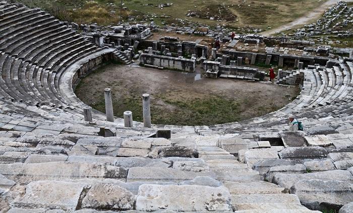 Didim, Ancient, Ruins