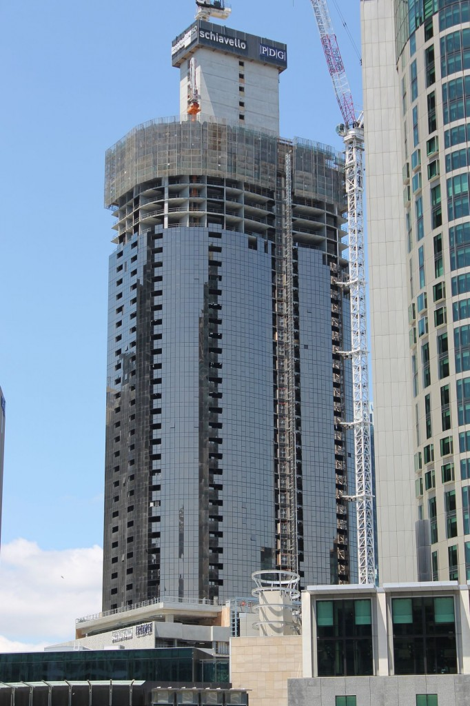 The Prima Pearl Tower - A new development in Melbourne, Australia