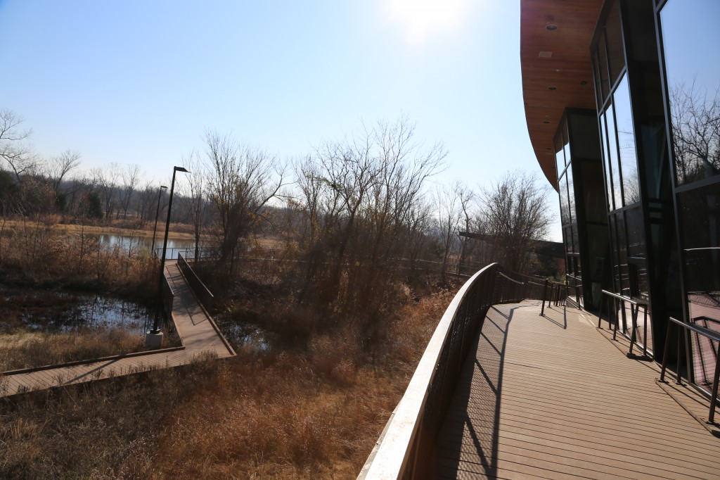 Trinity River Audubon Center - Dallas, TX