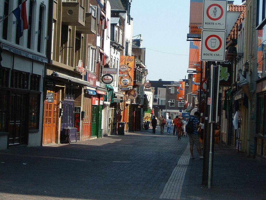 Stratumseind, Eindhoven, The Netherlands
