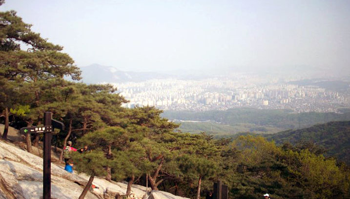 Korea's urban growth,Seoul, Korea