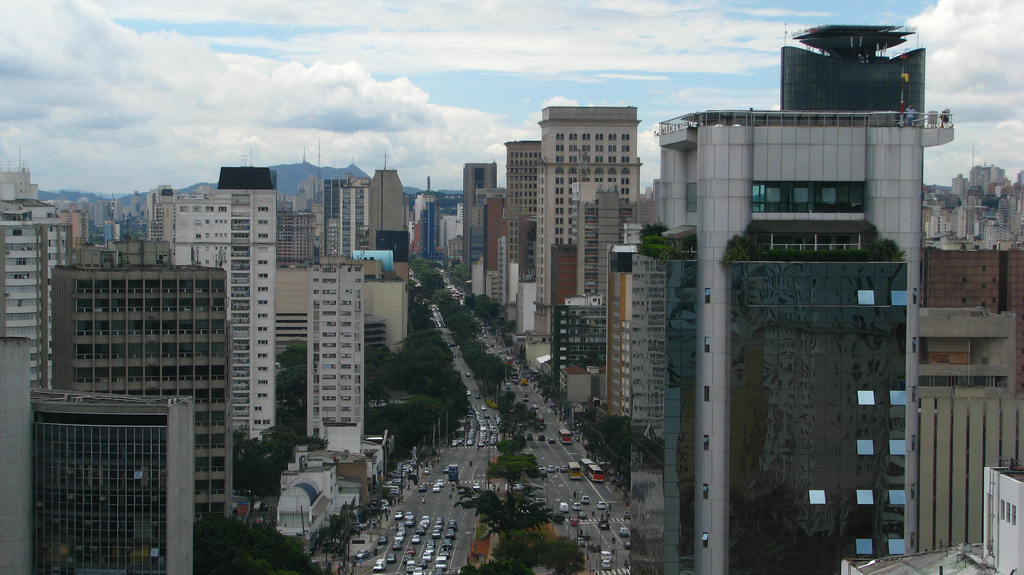 Avenida Faria Lima, São Paulo, Brazil