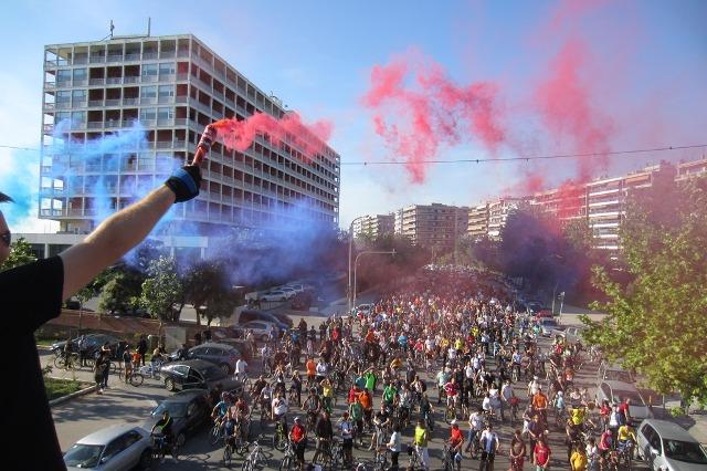 7th Bike Race in Thessaloniki