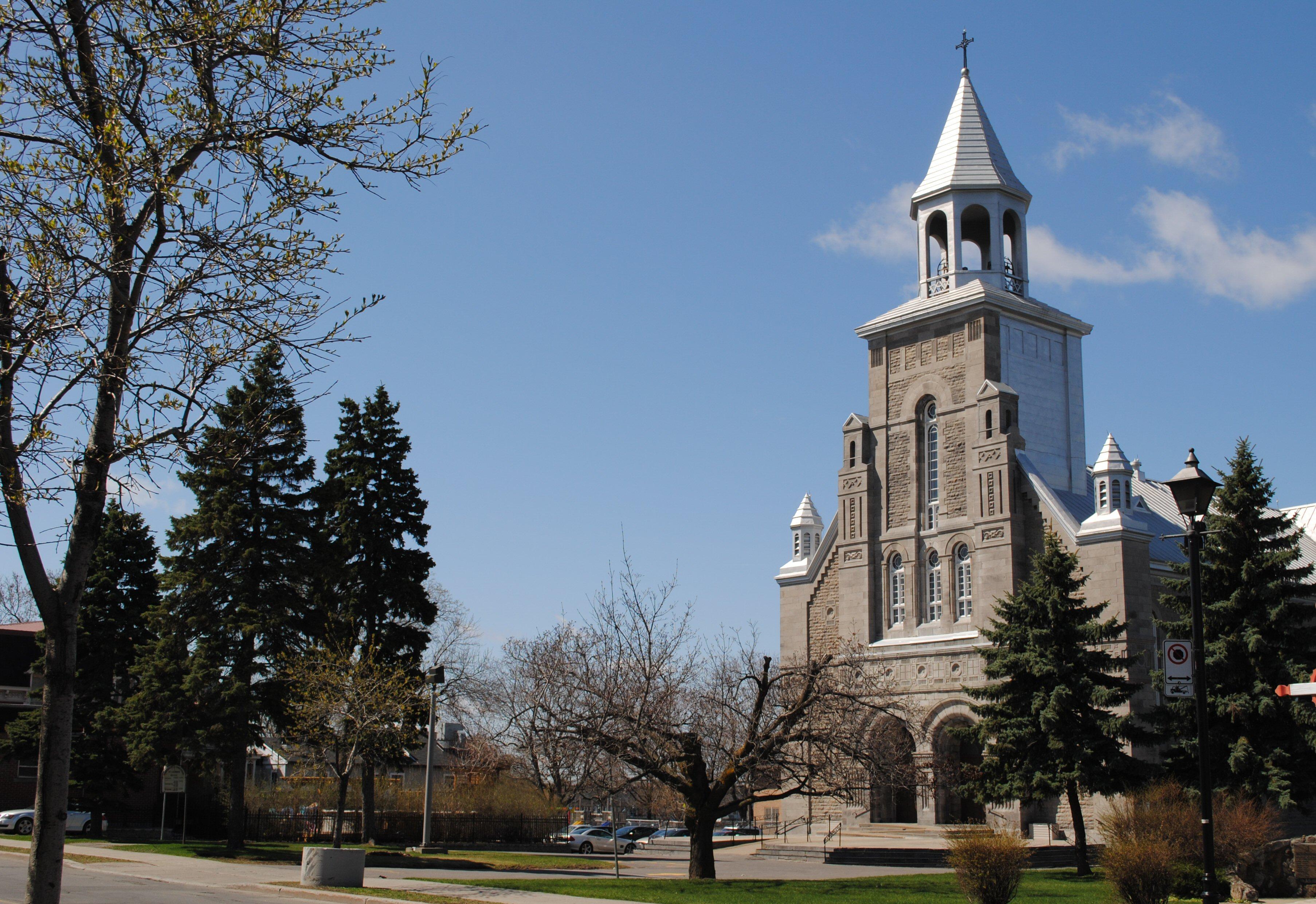 Église Saint-Léonard, Montreal, Canada