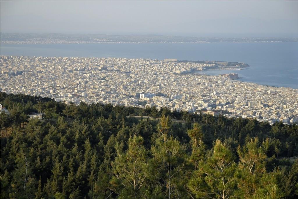 Sheikh Sou Forest, Thessaloniki, Greece