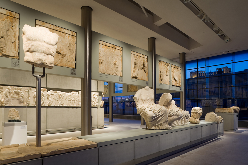 New Acropolis Museum, Athens, Greece