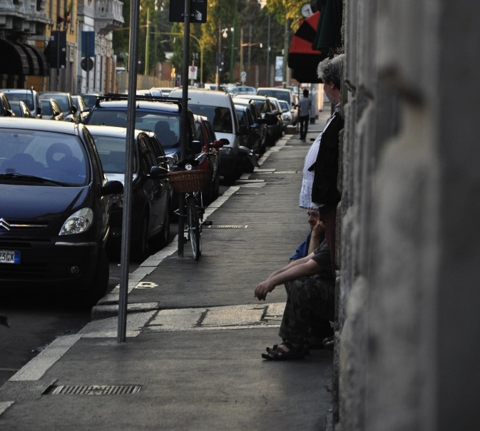 Via Paolo Sarpi (Milan, Italy)
