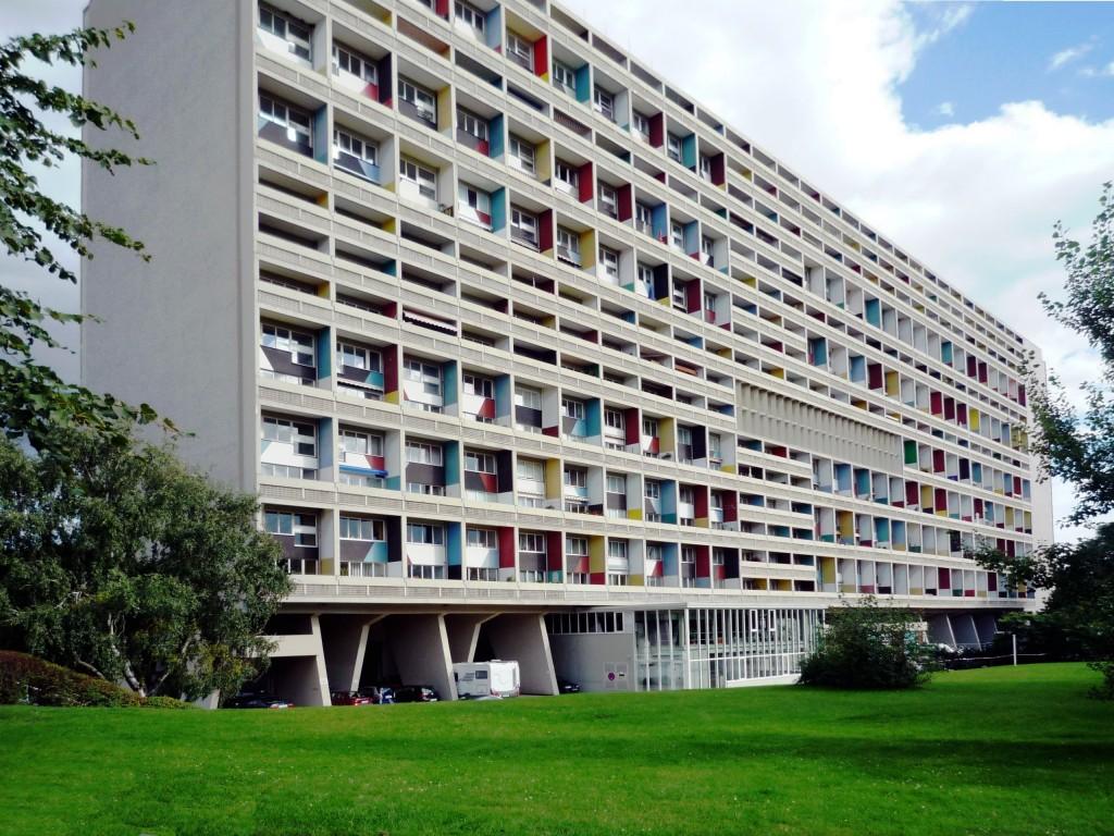 Corbusierhaus Berlin, Germany