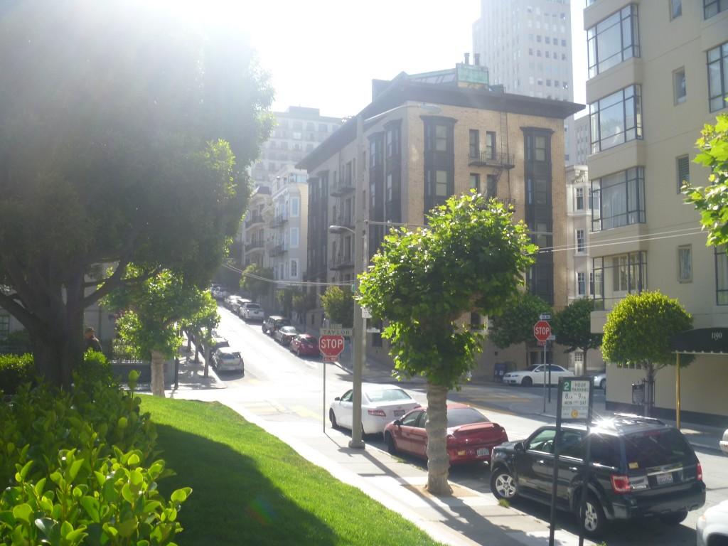 San Francisco Neighborhood, California