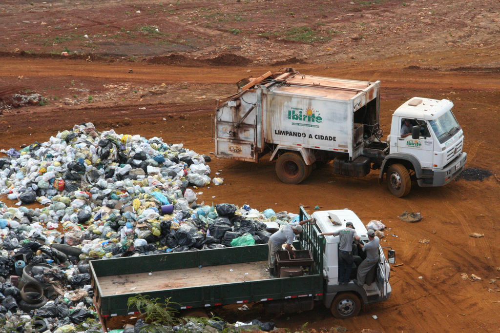 Another landfill in the state of Amazonas, Brazil.