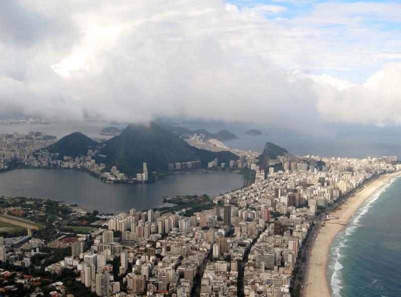 Rio de Janeiro South Zone, Brazil
