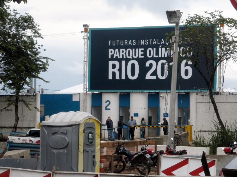 Olympic Park, Rio de Janeiro, Brazil