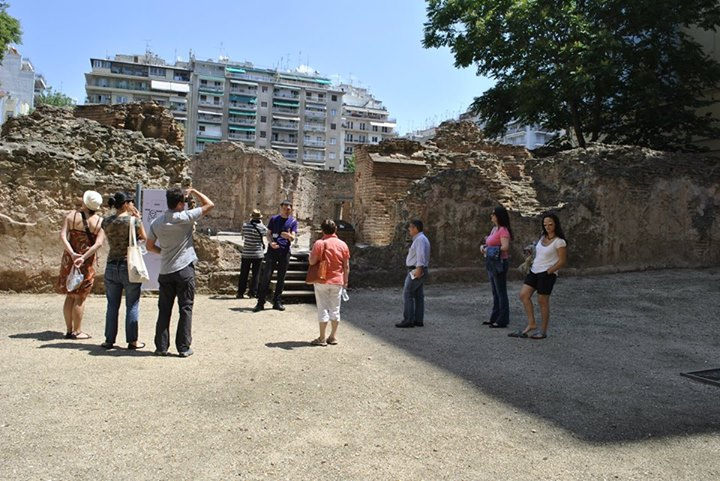 Thessaloniki Wlaking Tours, Thessaloniki, Greece