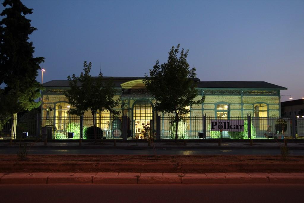 Waterworks Museum, Thessaloniki, Greece