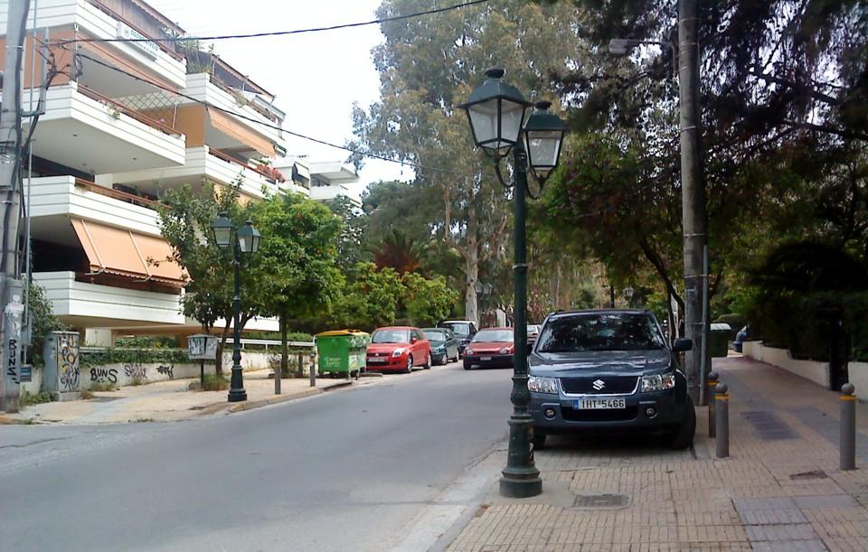 Agiou ioannou agia paraskevi, Athens, Greece